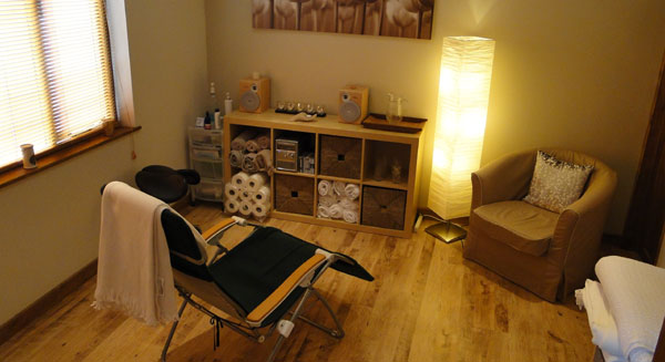 Treatment Room - About Cottage Therapies